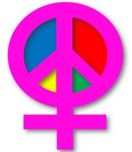 women_peace kleurrijk